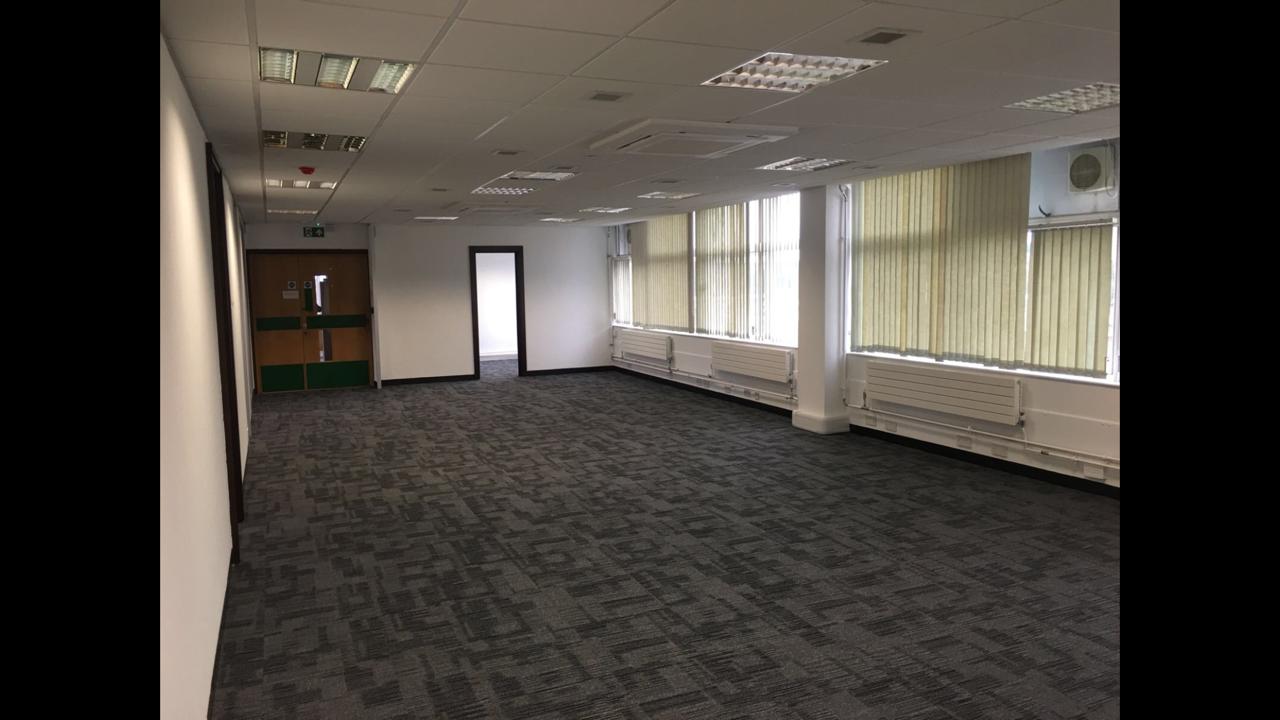 Council Office Refurbishment