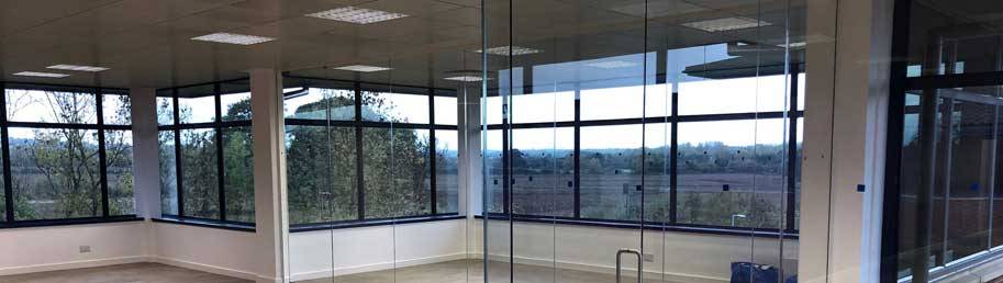 Glazed Partitioning and Suspended Ceiling Fitters